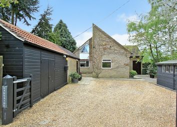 Thumbnail 4 bed detached house for sale in Overcote Road, Over, Cambridge