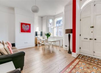 Thumbnail 3 bed flat for sale in Kingsley Road, London