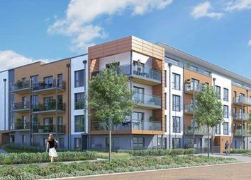 Thumbnail 3 bed flat for sale in St Clements Avenue, Harold Wood, Romford