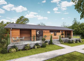Thumbnail 2 bed lodge for sale in Wishanger Lane, Churt, Surrey