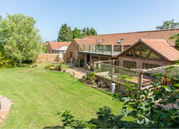Thumbnail 4 bed barn conversion for sale in Croft Bank, Croft, Skegness