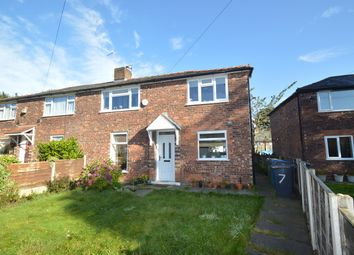 Thumbnail 3 bedroom semi-detached house for sale in Bannerman Avenue, Prestwich, Manchester