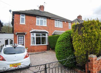 Thumbnail 3 bedroom semi-detached house for sale in Duke Street, Heron Cross, Stoke-On-Trent
