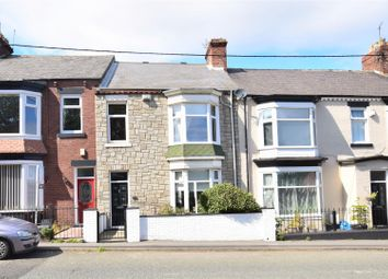 Thumbnail 3 bed terraced house for sale in Grey Terrace, Ryhope, Sunderland