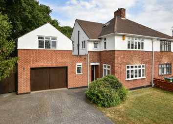 Thumbnail 3 bed semi-detached house for sale in Riefield Road, London