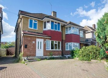 Thumbnail 4 bed semi-detached house for sale in Byron Road, Wembley