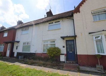 Thumbnail 2 bed terraced house to rent in Stafford Gardens, Ellesmere Port
