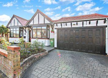 Egerton Avenue, Hextable, Swanley BR8. 3 bed detached bungalow for sale