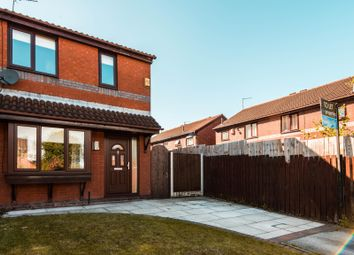 Thumbnail 2 bed semi-detached house for sale in Convent Close, Aughton, Ormskirk