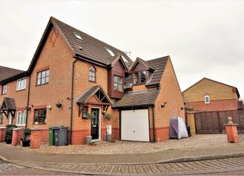 Thumbnail 4 bed end terrace house for sale in Stanstrete Field, Braintree