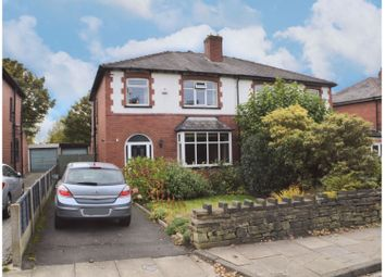 3 bed semi-detached house for sale in Stand Lane, Radcliffe, Manchester M26