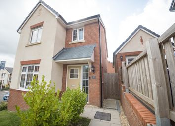 Thumbnail 3 bed detached house for sale in Highfields, Tonyrefail, Porth
