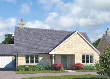 Hawthorns, Cote Road, Aston, Oxfordshire OX18. 2 bed bungalow