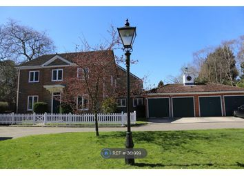 Thumbnail 4 bed detached house to rent in The Lawns, Ascot