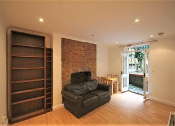 Thumbnail 1 bed flat to rent in Newington Green Road, Islington, London