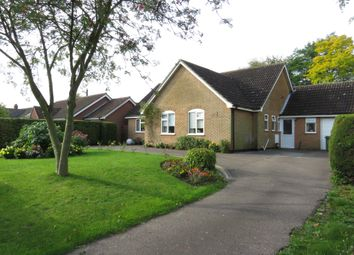 Thumbnail 3 bedroom detached bungalow for sale in West Carr Road, Attleborough