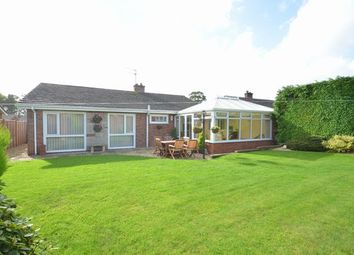 Thumbnail 3 bed detached bungalow for sale in Tamars Drive, Willand, Cullompton