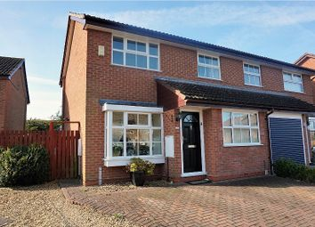 Thumbnail 3 bedroom semi-detached house for sale in Shackleton Avenue, Yate