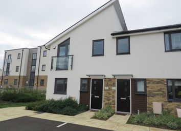 Thumbnail 3 bed end terrace house for sale in Hartley Avenue, Peterborough