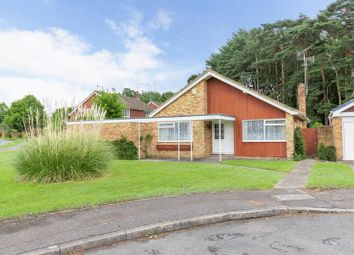 Thumbnail 3 bed detached bungalow for sale in Knowle Drive, Copthorne, West Sussex