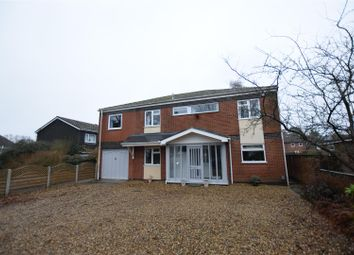 Thumbnail 5 bedroom detached house for sale in Hellesdon, Norwich