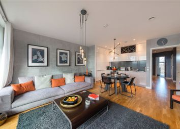 Thumbnail 2 bed flat to rent in Chiswick Point, Colonial Drive, Chiswick, London
