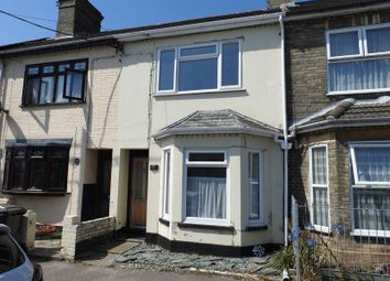 Thumbnail 3 bedroom terraced house to rent in Gilpin Road, North Oulton Broad, Lowestoft