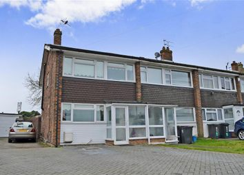 Thumbnail 3 bed end terrace house for sale in Maypole Drive, Chigwell, Essex