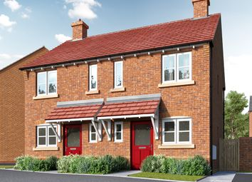 Thumbnail 2 bedroom terraced house for sale in Orleton Lane, Telford, Shopshire