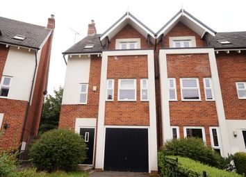 Thumbnail 5 bed town house to rent in Houseman Crescent, West Didsbury