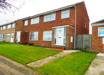 Thumbnail 3 bed semi-detached house for sale in Broadmead Walk, Swindon
