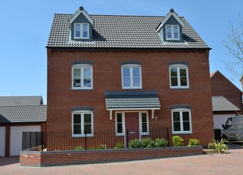 Thumbnail 5 bed detached house for sale in Infinity Park Way, Chellaston