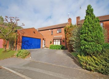 Thumbnail 4 bed detached house for sale in Brookfield Close, Hunt End, Redditch
