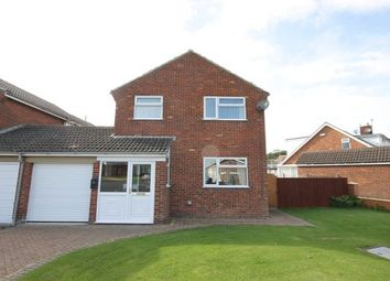 Thumbnail 3 bed detached house for sale in Bardney Road, Hunmanby