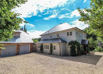 Thumbnail 5 bed detached house for sale in Bucklebury Alley, Cold Ash, Thatcham