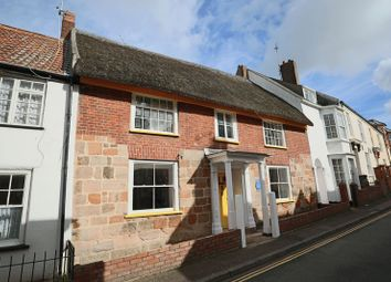 Thumbnail 4 bed terraced house for sale in Primrose Cottage, North Street, Exmouth