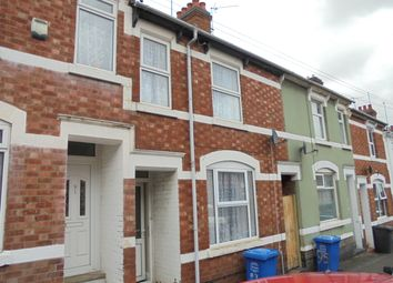 Thumbnail 3 bed terraced house to rent in Russell Street, Kettering