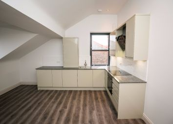 Thumbnail 1 bed flat to rent in Livingston Drive North, Liverpool