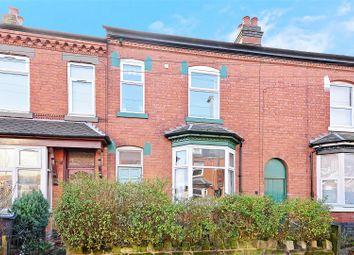 3 bed terraced house for sale in Institute Road, Kings Heath, Birmingham B14