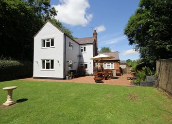 Thumbnail 4 bed cottage to rent in Spring Coppice Lane, Speen, Princes Risborough