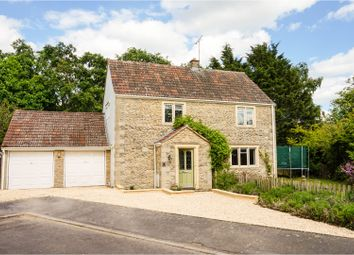 Thumbnail 5 bed detached house for sale in Manor Farm Drive, Chippenham