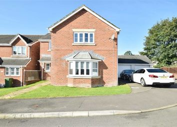 Thumbnail 4 bed detached house for sale in Maes Yr Eglwys, Church Village, Pontypridd