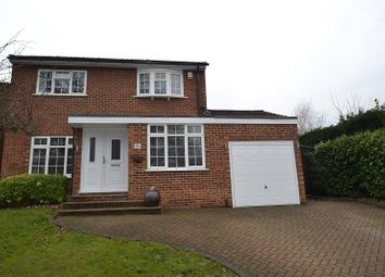 Thumbnail 4 bedroom property for sale in Bury Green Road, Cheshunt, Waltham Cross