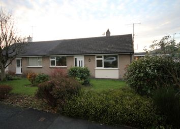 Thumbnail 3 bed semi-detached bungalow to rent in Wordsworth Drive, Kendal