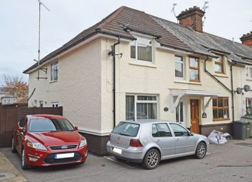 Thumbnail 3 bed end terrace house for sale in Kingsmead, Alton, Hampshire