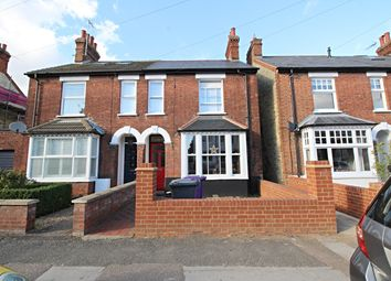 Thumbnail 3 bed semi-detached house to rent in Bearton Road, Hitchin