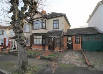 Thumbnail Semi-detached house for sale in Reydon Avenue, Wanstead, London