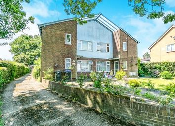 Thumbnail 2 bed maisonette for sale in Lower Guildford Road, Knaphill, Woking