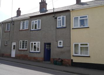 Thumbnail 2 bedroom terraced house for sale in Mill Street, South Molton