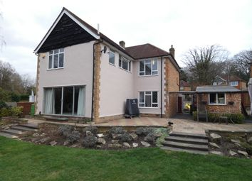 Thumbnail 5 bed detached house to rent in Fairfield Drive, Frimley, Surrey